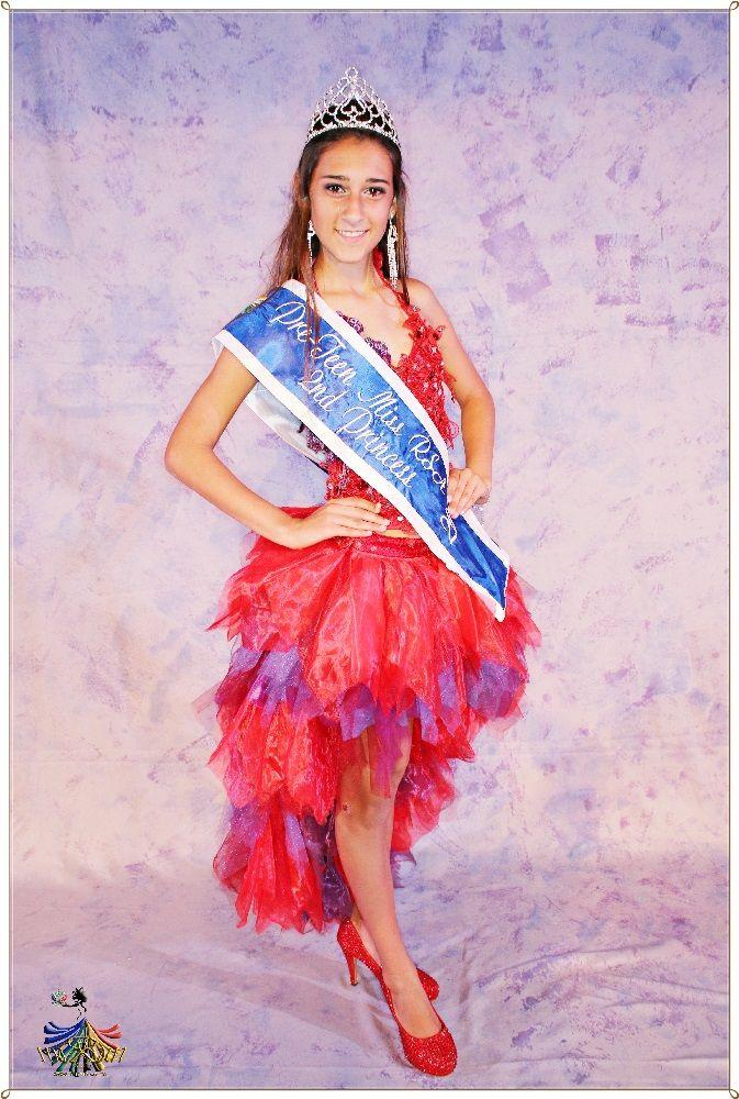 Pre-Teen Miss RSA 2015 - 2nd Princess Angelina Cortes