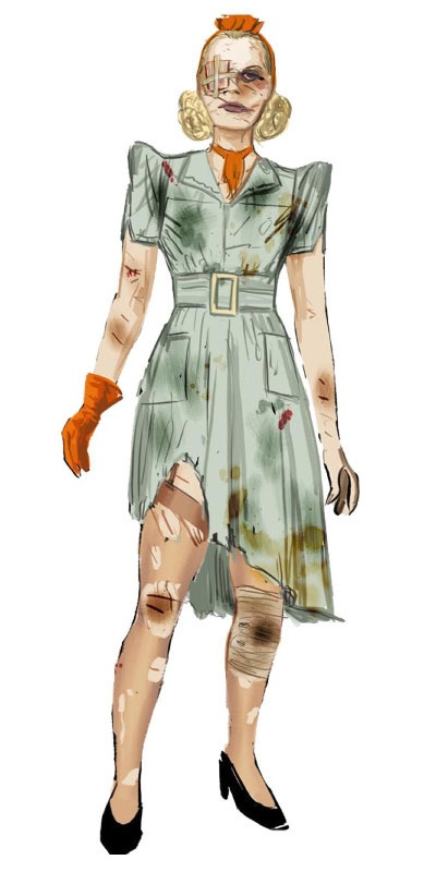 18 Best Images About Splicers On Pinterest Bioshock