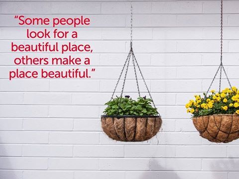 What makes your #home beautiful?