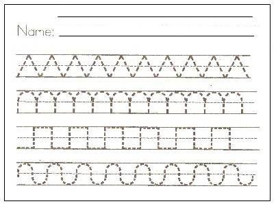 printable handwriting worksheets - Free Printing Worksheets