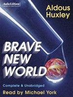 Click here to view Audiobook details for Brave New World by Aldous Huxley