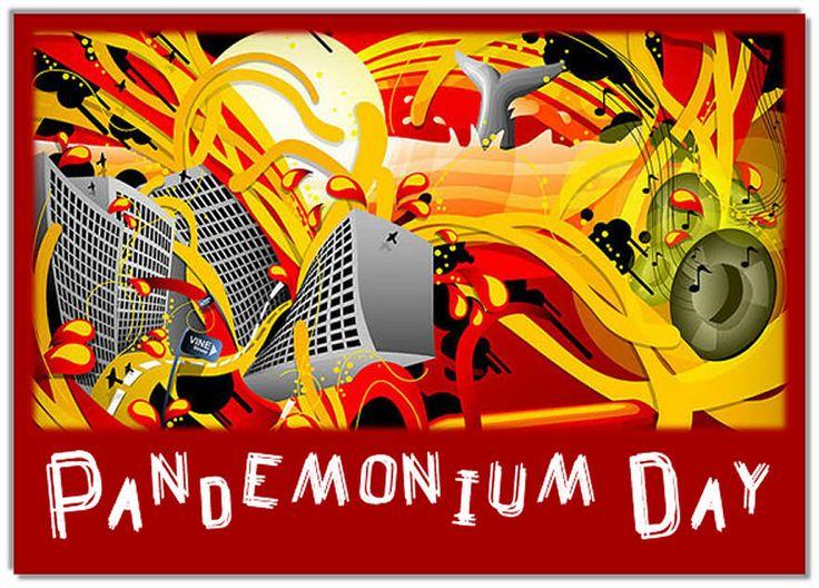 Pandemonium Day, July 14 in 2020 Day, Celebrities, Movie