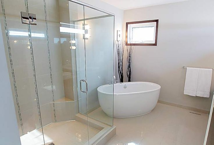 Freestanding Tub Amp Glass Shower Our House Pinterest Tubs Freestanding Tub And Glasses