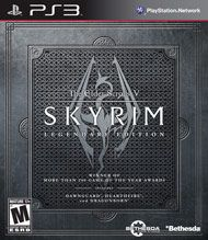 Winner of more than 200 Game of the Year awards, experience the complete Skyrim collection with The Elder Scrolls V: Skyrim® Legendary Edition. The Legendary Edition includes the original critically-acclaimed game, official add-ons ? Dawnguard?, Hearthfire?, and Dragonborn? ? and added features like combat cameras, mounted combat, Legendary difficulty mode for hardcore players, and Legendary skills ? enabling you to master every perk and level up your skills infinitely.