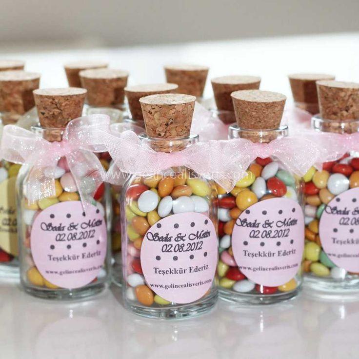 wedding candy jar
