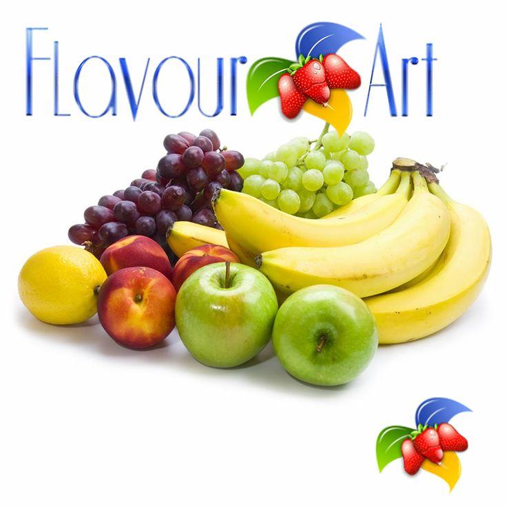 Flavour Art - Karışık Meyve Elektronik Sigara Likiti
