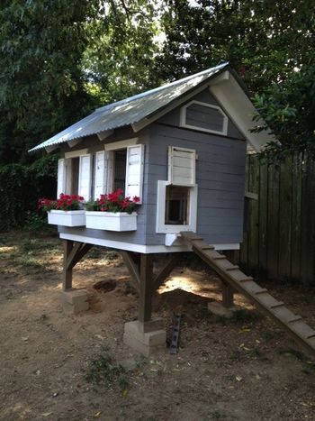 My 4x6 Pallet Coop Build (Completed, PIC HEAVY) (Plans from MPC)