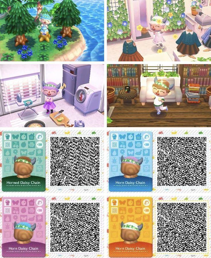 Acnl Horns Animal Crossing Qr Animal Crossing Qr Codes Clothes Animal Crossing