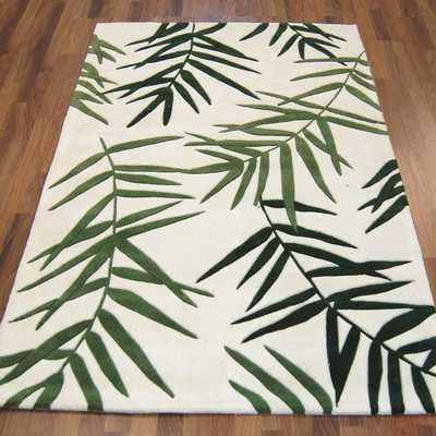 Ed 03 Palm Green Rugs Online At Modern Uk