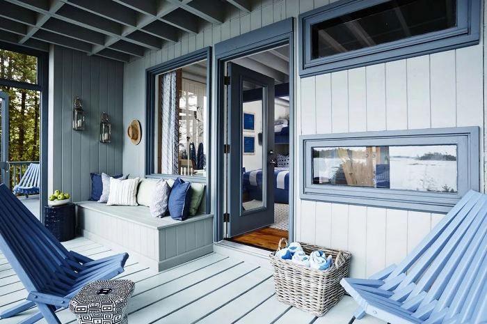 Affitto Cottage Porticato di Sarah Richardson