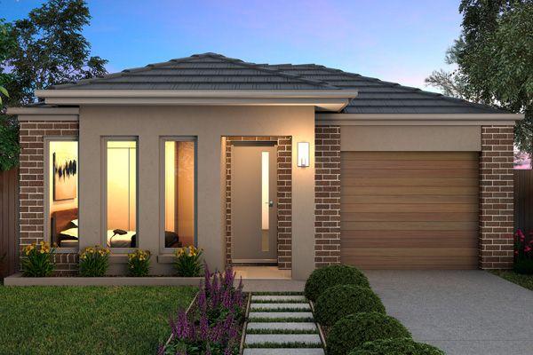 Hotondo Homes - Yena 147 Optional Haven facade
