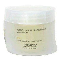I used to use regular body wash and an exfoliating glove for my weekly scrub down, but ever since I discovered Giovanni Cool Mint Lemonade Salt Scrub my life hasn't been the same. This scrub smells incredible and is so wonderfully refreshing – it's like a frosty margarita for your body. Makes a great gift too! (Vegan)