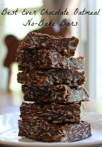 Try out these no-bake bars filled with healthier and tasty ingredients...