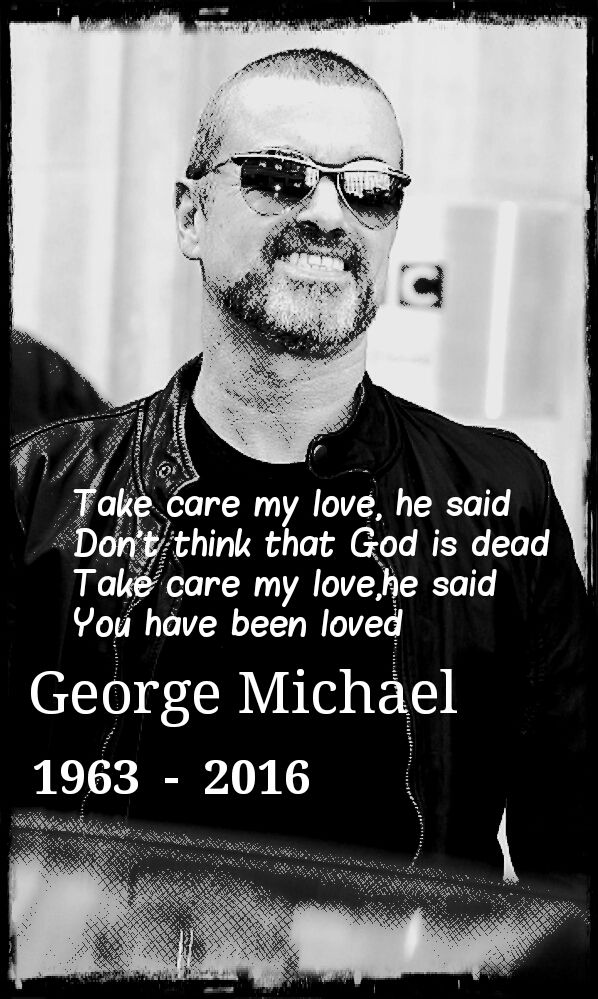 as1966:    In memory of George Michael