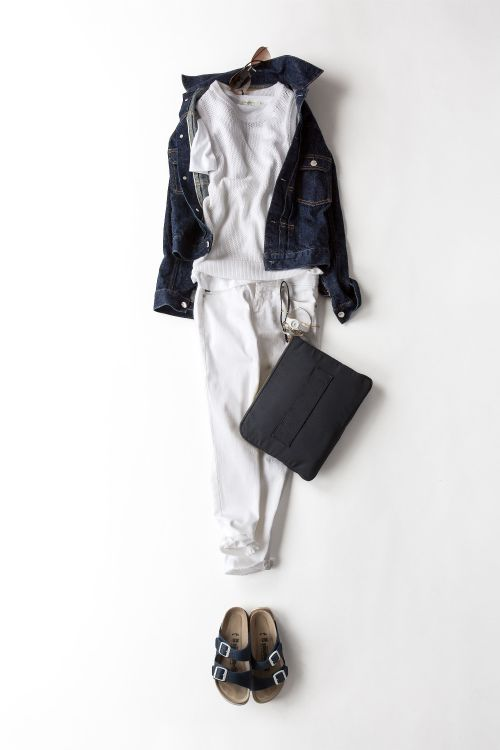Kyoko Kikuchi's Closet | 今のカジュアルは、こんな気持ち