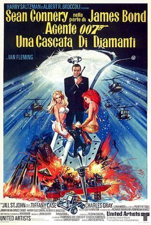 """M: """"Che cosa sa dei diamanti?"""" Bond: """"Be', è la più dura sostanza che si trovi in natura, ci si taglia il vetro, invita al matrimonio ed è il migliore amico della donna""""  #diamondsareforever  #gioielloitalian"""