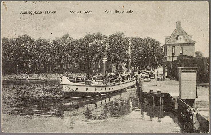 Schellinwouderbootje