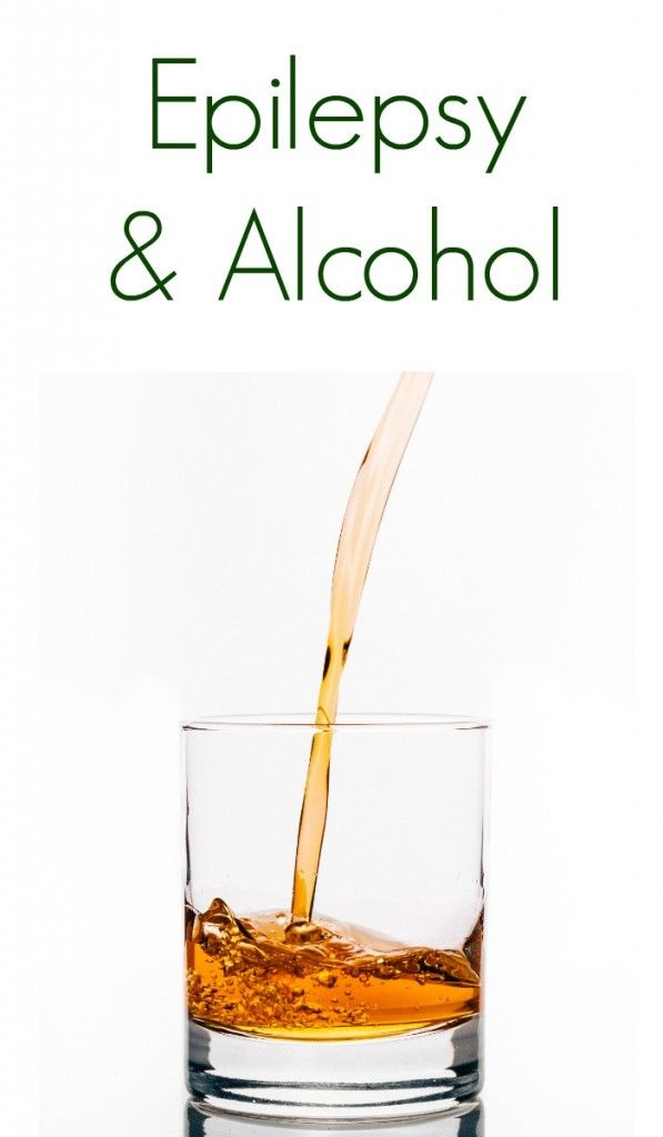 Epilepsy And Alcohol. Alcohol can lower the seizure threshold - thoughts about drinking if you have an epilepsy diagnosis.