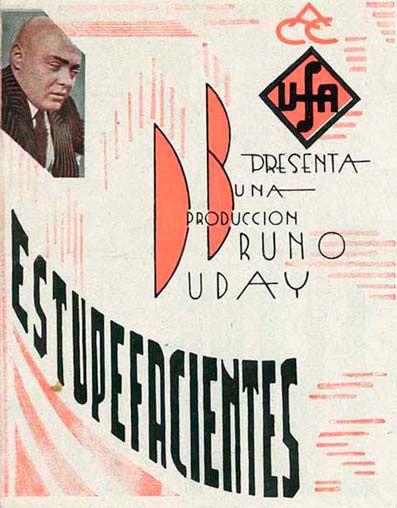 """Estupefacientes (1932) """"Der weiße Dämon"""" de Kurt Gerron - tt0023679"""