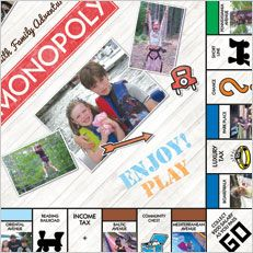 Custom Monopoly Board Game | Create your own Personalized Monopoly - CafePress