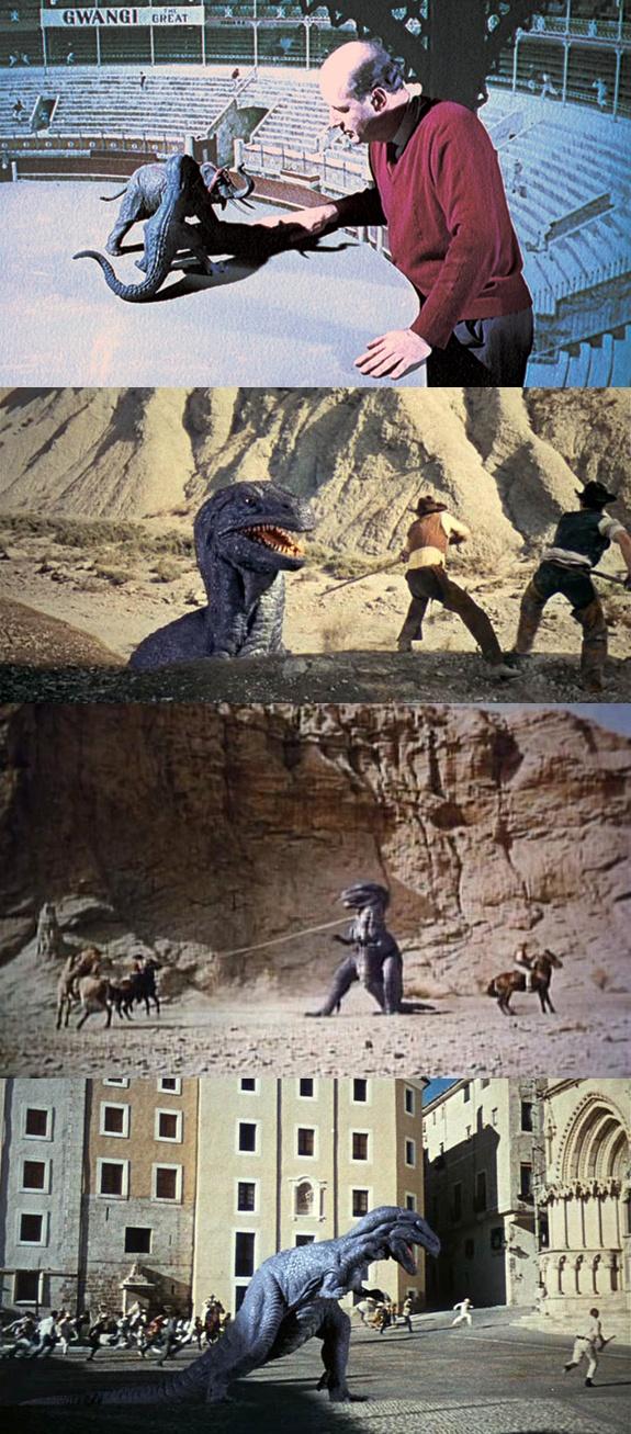 Ray Harryhausen, The Valley of Gwangi (1969)