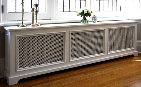 Fichman Furniture and Radiator Covers | Order online - custom wooden covers and…