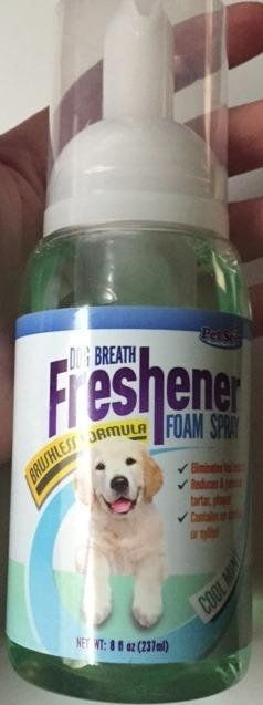 Best Natural Dog Breath Freshener