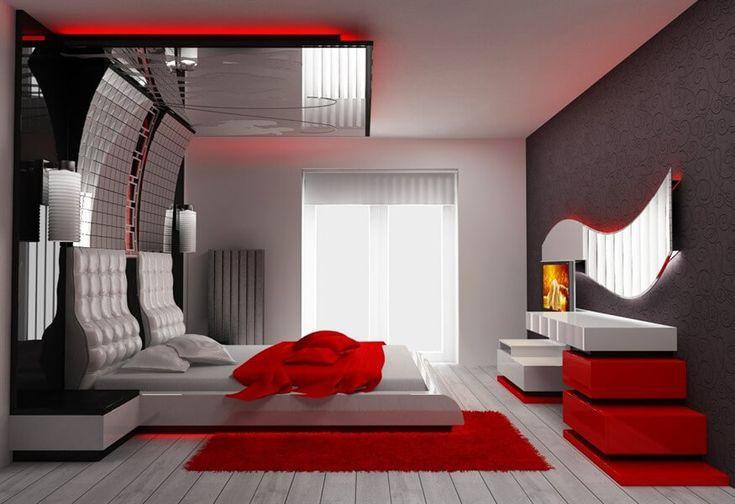 Yatak Odanızda Mimari Dokunuşlar