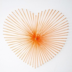 Sophie and Dale's string art 2012