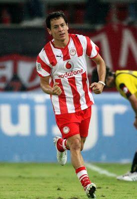 Galletti Luciano Martin. La Plata. Argentina. (1980). Επιθετικός. Από το 2007-2010. (59 συμμετοχές 19 goals).