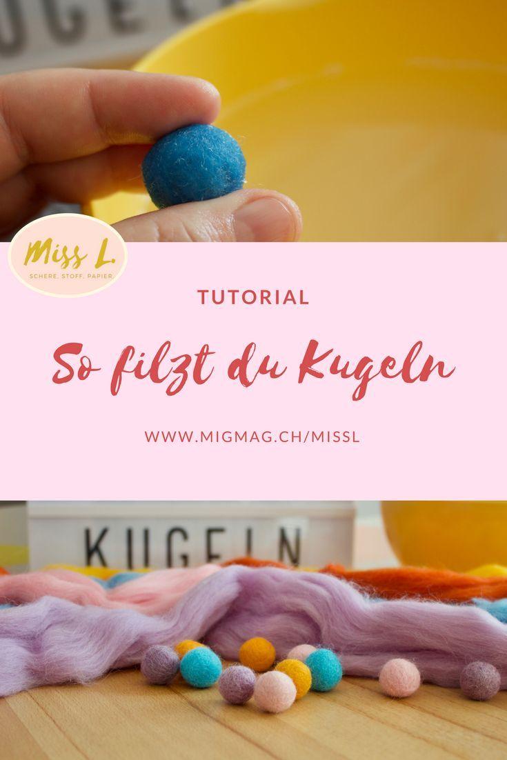 Miss L., Migros-Magazin, DIY, Tutorial, Basteln, F…