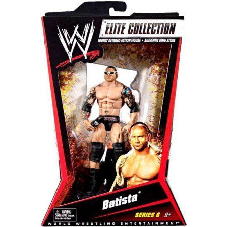World Wrestling Entertainment Elite Collection William Regal Figure