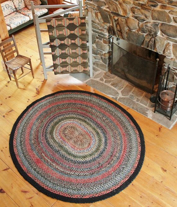 230 Best Braided Rugs Images On Pinterest