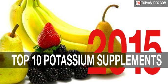 Best Potassium Supplements