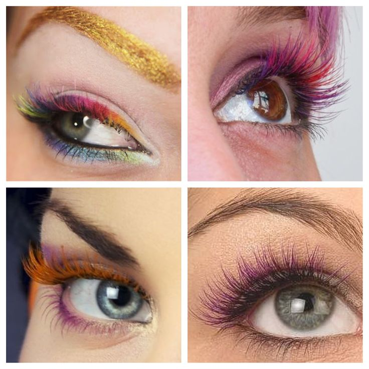 Sinful Lashes does traditional eyelash extensions as well as colored lashes.....add a few or do all of them in beautiful color! We do all styles of luxury eyelash extensions using the most innovated products on the market. Located in Studio City Ca. Book Online at SinfulLashes.com