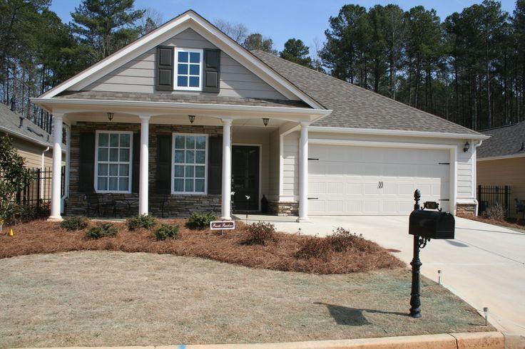 94 best exterior paint color schemes images on pinterest exterior colors exterior paint for Accent colors for gray exterior