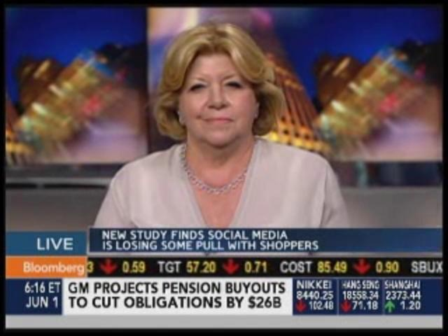 """Social Network Advertising, U.S. Retail Industry  Published in: Bloomberg TV: Bloomberg West - June 1, 2012 – June 1, 2012  Faith Hope Consolo, chairman of retail leasing at Prudential Douglas Elliman, talks about consumer shopping, advertising and social network sites. She speaks with Emily Chang on Bloomberg Television's """"Bloomberg West."""""""