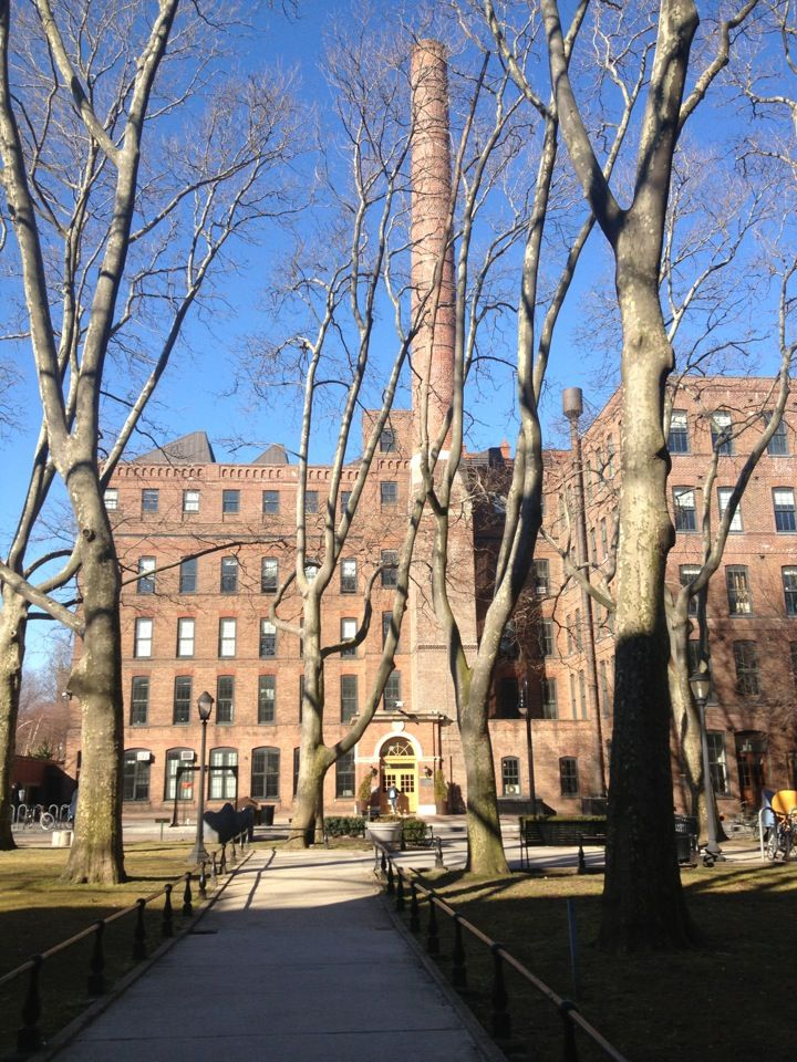 Pratt Institute in Brooklyn, NY
