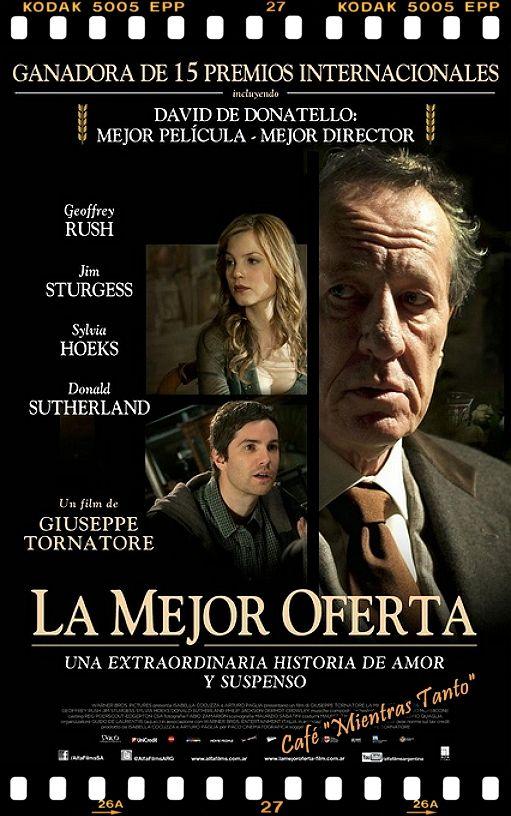 "Cine Sala ""Charles Chaplin"" - La mejor oferta (2013) - Ingresa a la sala pulsando el Link. http://cine-sala-a01-jcp.blogspot.com/2016/04/la-mejor-oferta-2013-dir-giuseppe.html"