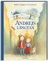 http://www.adlibris.com/se/product.aspx?isbn=9129680581 | Titel: Andrejs längtan - Författare: Barbro Lindgren - ISBN: 9129680581 - Pris: 102 kr