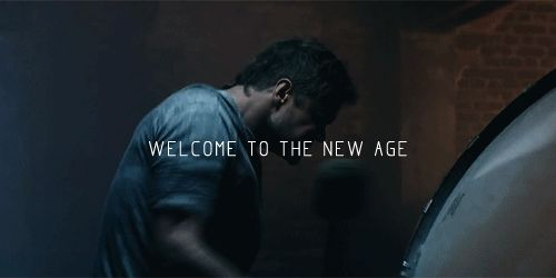 Welcome to the new age with lyrics