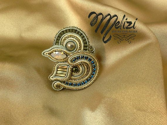 Anillo ELEGANCE por Melizi en Etsy, €39.90