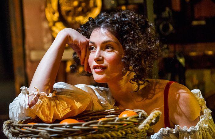 ★★★★★ - Nell Gwynn review at the Apollo Theatre – 'Gemma Arteton is ravishing'