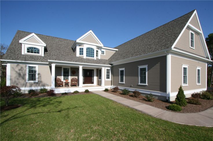 Cape cod conversion plans new contemporary home harwich for Cape cod garage