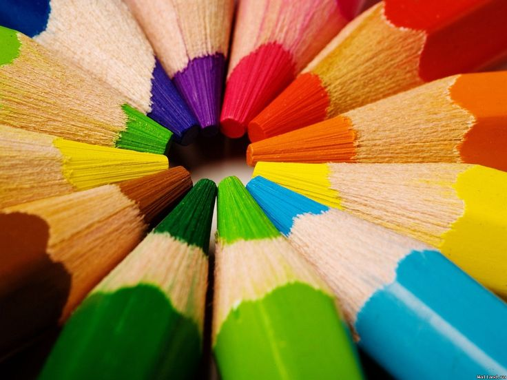 Colour your world in bright colors! - Positivelife.com