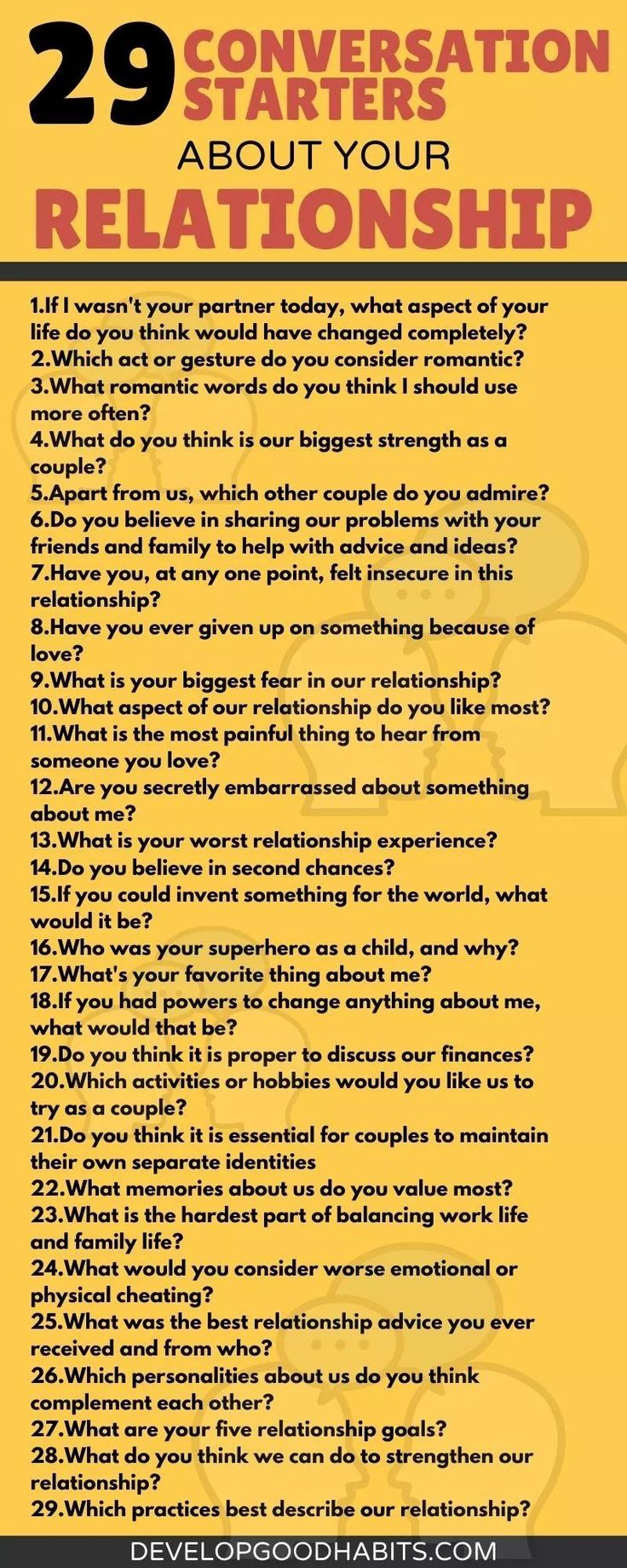 137 Conversation Starters & Questions for Couples