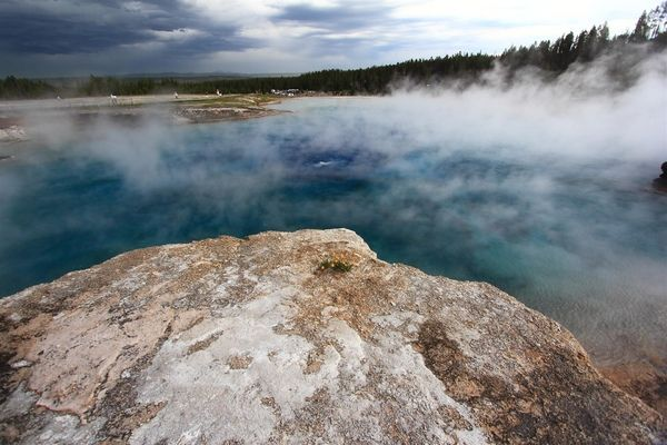 Midway Basin, Yellowstone National Park
