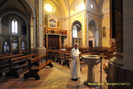 Montegabbione. Chiesa di Maria SS.Assunta in Cielo. XIX Sec.