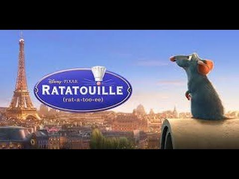 Cartoon for children | Ratatouille full movie 2015 | Animation movies | ...