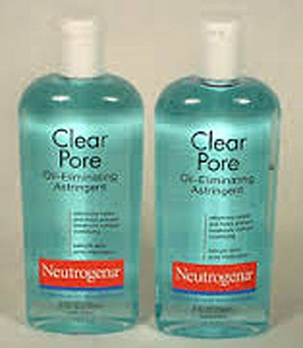 Neutrogena OilEliminating Astringent Clear Pore 8 fl oz Pack of 2 * Click on the image for additional details.